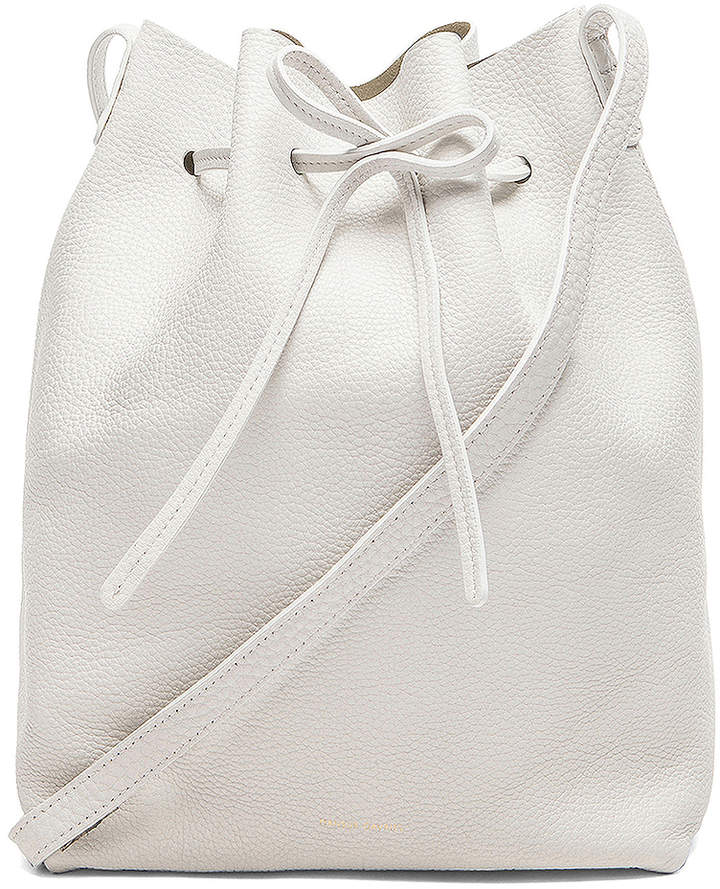 Mansur Gavriel Tumble Large Bucket Bag