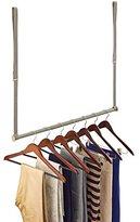 ClosetMaid 31220 Double Hang Closet Rod, Nickel