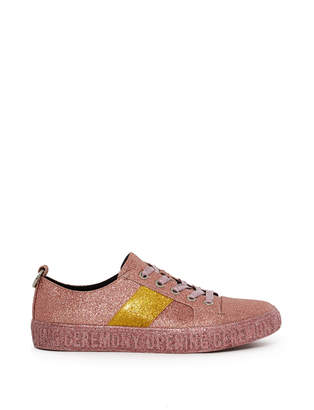 Opening Ceremony Glitter La Cienega Low-Top Sneaker