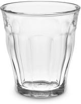 Picardie Glass Tumblers, Set of 6, 8.75 oz.