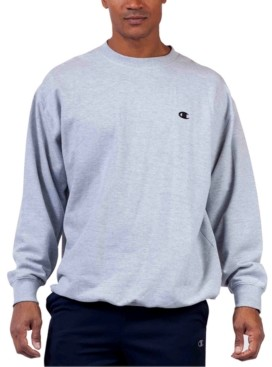 Champion Men's Big & Tall Powerblend Fleece Sweatshirt