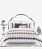 Kate Spade Ikat Dot Cotton Twill Comforter Mini Set