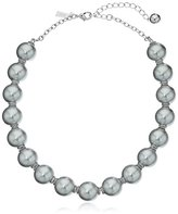 Kate Spade Grey/Multi-Colored Necklace