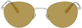 Mykita Silver Lessrim Eito Sunglasses