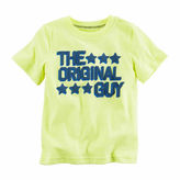 Carter's Boys Graphic T-Shirt-Preschool