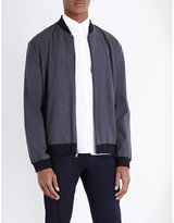 Vince Worsted Reversible Stretch-wool Jacket