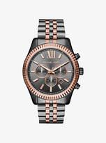 Michael Kors Lexington Two-Tone Watch
