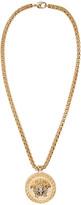 Versace Gold Medusa Chain Necklace