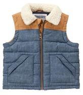 Gymboree Fur-Collar Vest