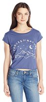 Element Junior's Forces Of Nature Crop Graphic Tee