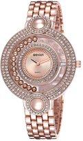 WEIQIN AIMES Diamond Quartz Diamond Watches for Women's Fashion Rhinestone Jewelry Watches
