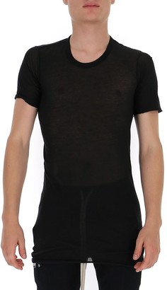 Rick Owens Sheer Crewneck T-Shirt