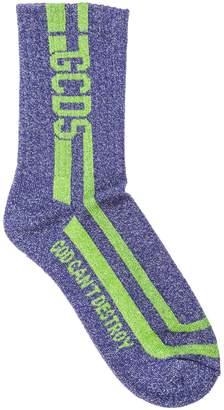 GCDS Barilla Knee High Socks