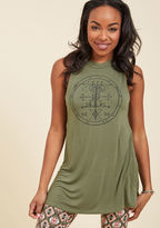 ModCloth The Symbol Solution Tank Top in 1X