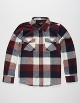Coastal Pinnacle Boys Flannel Shirt