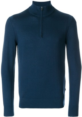 Michael Kors Zip Collar Jumper