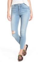 Vigoss Women's High Waist Skinny Jeans