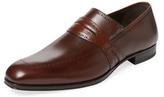 Mezlan Keeper Narrow-Toe Loafer