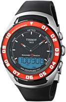 Tissot Men's Sailing Touch Chronograph Dial Watch T0564202705100