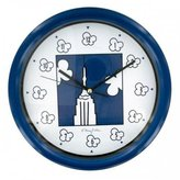 Triple Store Empire State Building Mary Ellis Signed Collection, Frame Wall Clock