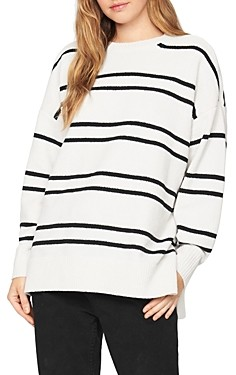 Sanctuary Striped Oversized Sweater