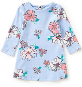 Joules Baby/Little Girls 12 Months-3T Penny Floral-Print Shift Dress