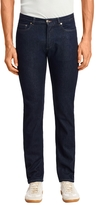 Paul Smith Men's Solid Slim Fit Cotton Jeans