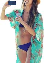 Topda123 Womens Swimsuit Cover Up Summer Beach Wear Bikini Cover-ups