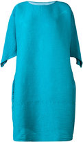 Issey Miyake slouched dress - women - Polyester - One Size