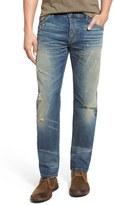 Raleigh Denim Men's 'Jones' Slim Fit Distressed Jeans