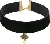 Vanessa Mooney The Diamond Choker Necklace Necklace