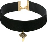 Vanessa Mooney The Diamond Choker Necklace