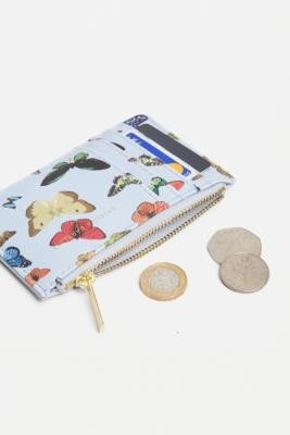 Estella Bartlett Butterfly Cardholder Wallet - Assorted ALL at Urban Outfitters