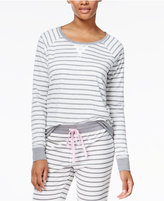 Jenni by Jennifer Moore Striped Pajama Top, Only at Macy's