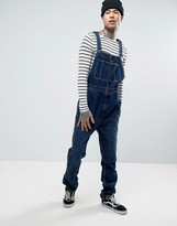 Dickies Overalls In Denim