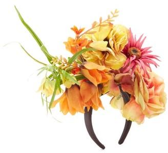 Philippa Craddock - Flower Garden Headband - Multi
