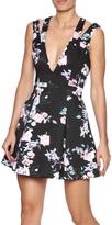 Style Stalker Stylestalker Winter Garden Dress