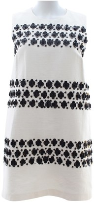 Mother of Pearl White Cotton Dresses