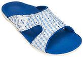 Spenco Orthotic Slide Sandals - Kholo Gingham Floral