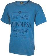Official Guinness Merchandise Guinness® Men's Cotton St. James's Gate Dublin, Ireland Short Sleeve T-Shirt