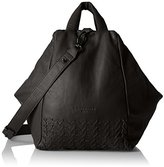 Liebeskind Berlin Women's Toda stitch Top-Handle Bag Black