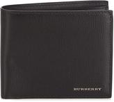 Burberry Bi-fold leather wallet