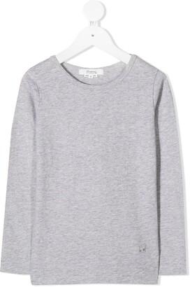 Bonpoint Cherry Logo Sweatshirt