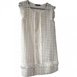 Liu Jo Liu.jo White Lace Dress for Women