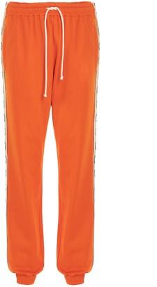 Gucci Logo Trim Track Pants