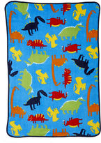 Carter's Prehistoric Pals Blanket - One Size