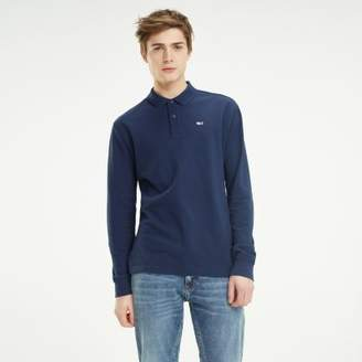 Tommy Hilfiger Essential Long Sleeve Polo