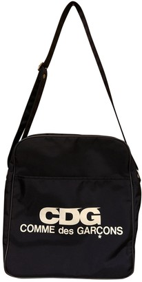 Comme des Garcons Navy Polyester Bags