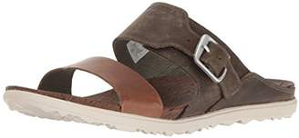 Merrell Women's Around Town Buckle Slide Sandal