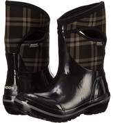 Bogs Plimsoll Plaid Mid Women's Cold Weather Boots